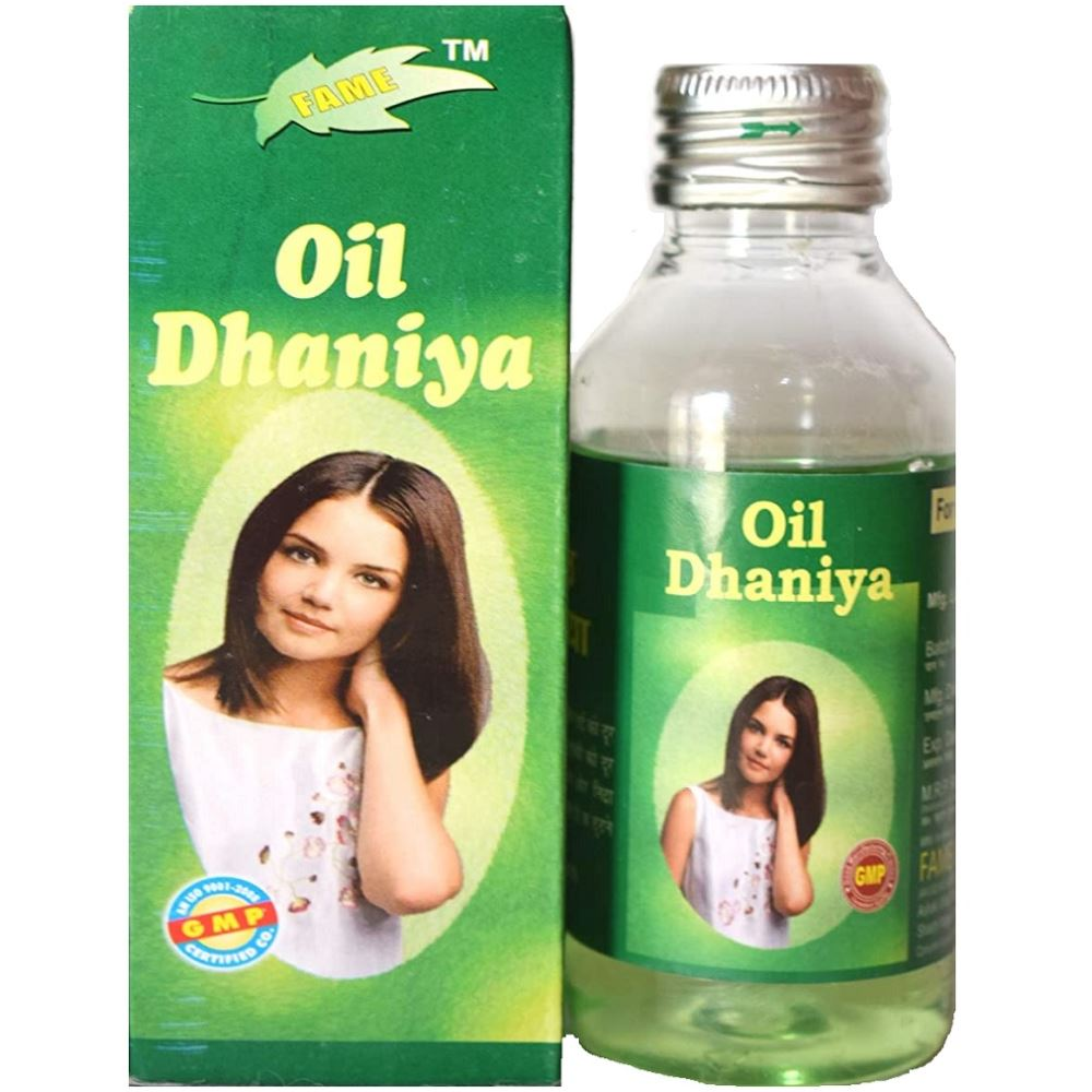 Fame Drugs Dhaniya Oil (100ml)