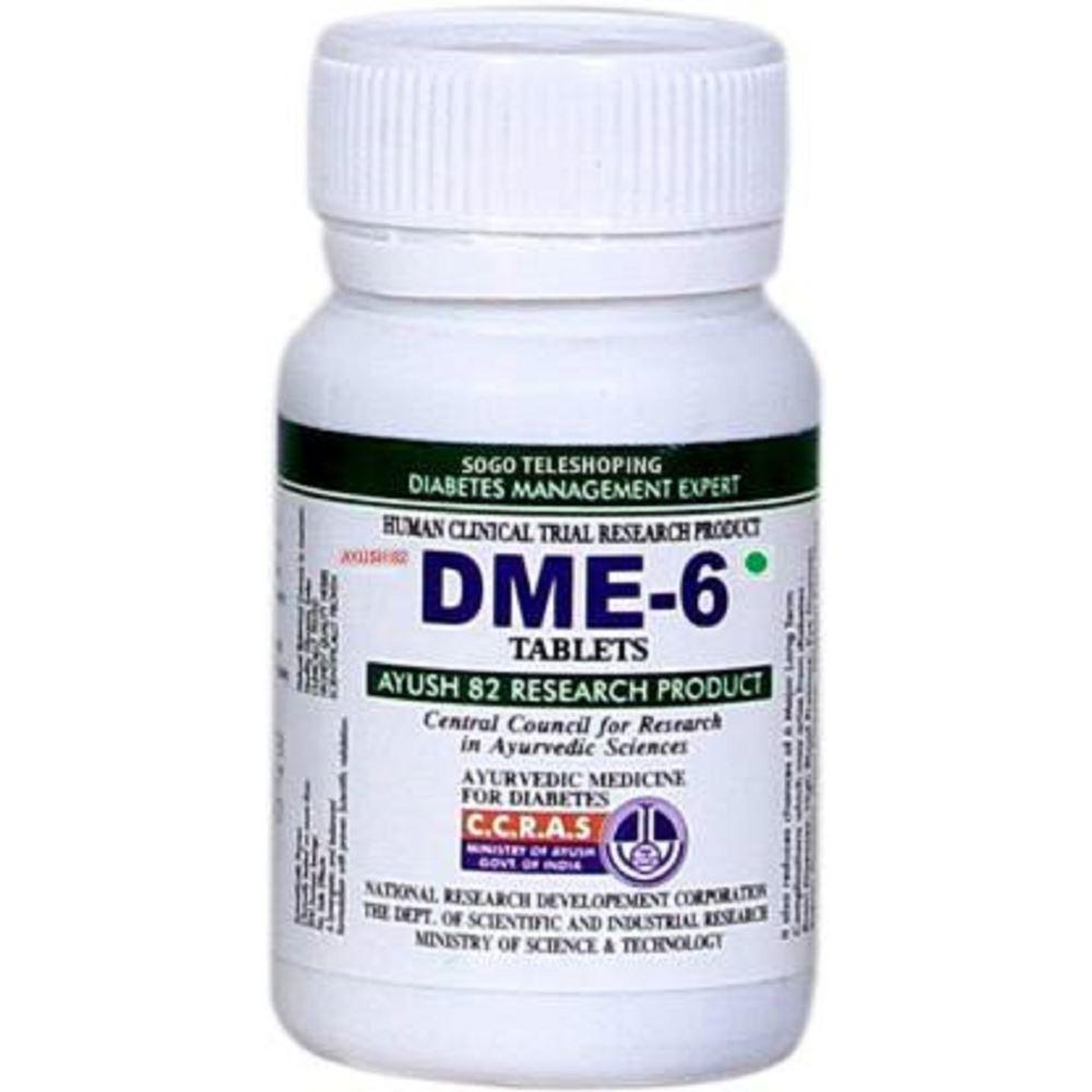 Sogo Teleshoping Dm-6 Tablets (100tab)
