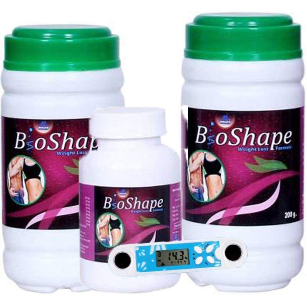 Sogo Teleshoping Bioshape Weight Loss Capsules (60caps, Pack of 4)