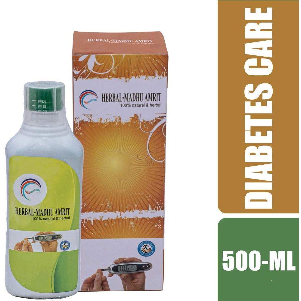 Sogo Teleshoping Herbal Madhu Amrit Juice (500ml)