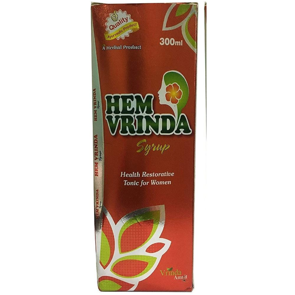 Vrinda Hem Vrinda Syrup (300ml)