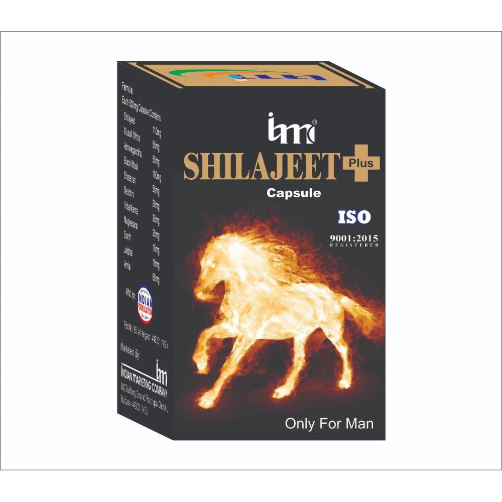 IMC Shilajeet Plus Capsule (20caps)