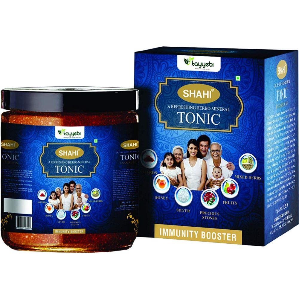 Tayyebi Shahi A Refreshing Herbo-Mineral Health Tonic (500g)