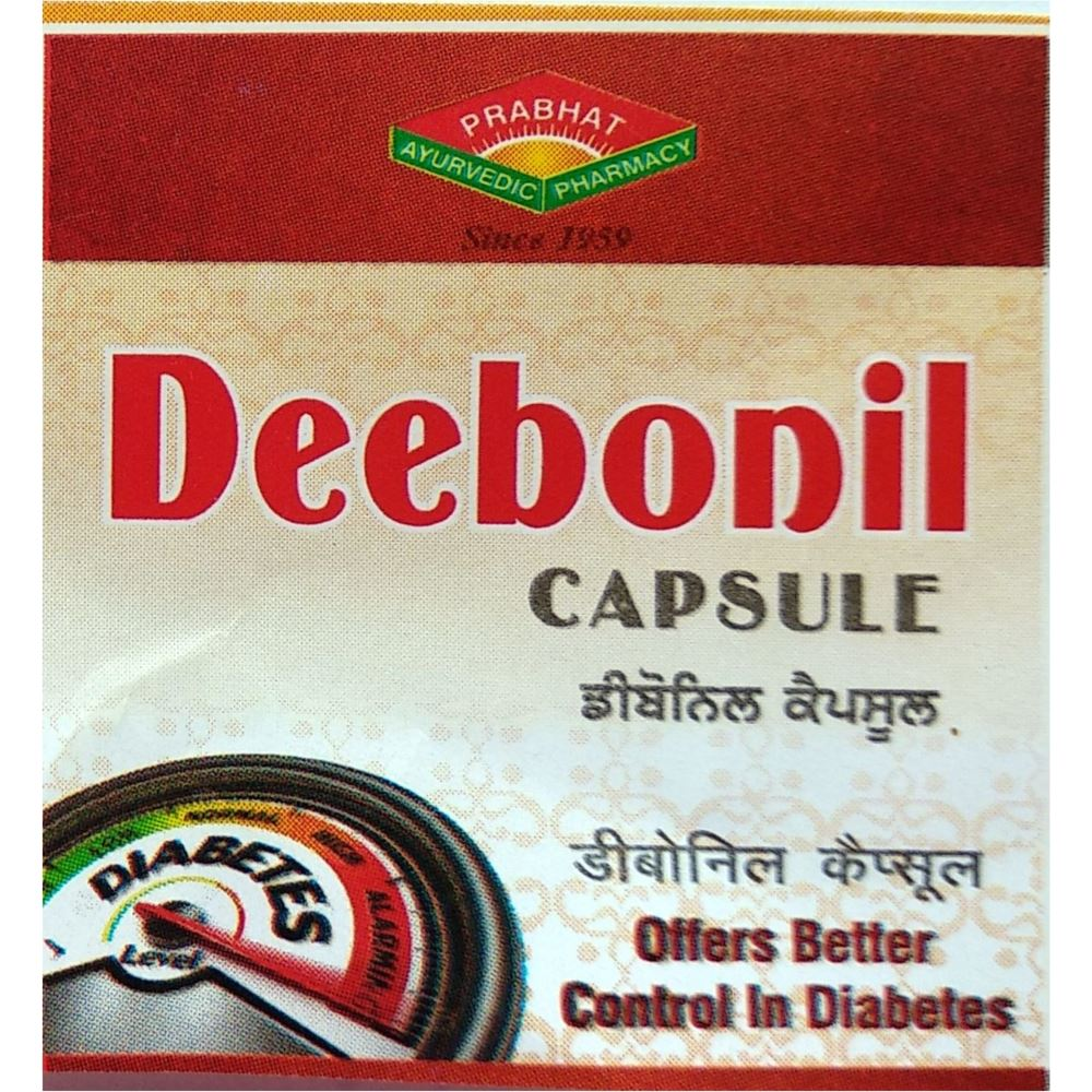 Prabhat Ayurvedic Deebonil Capsule (100caps)
