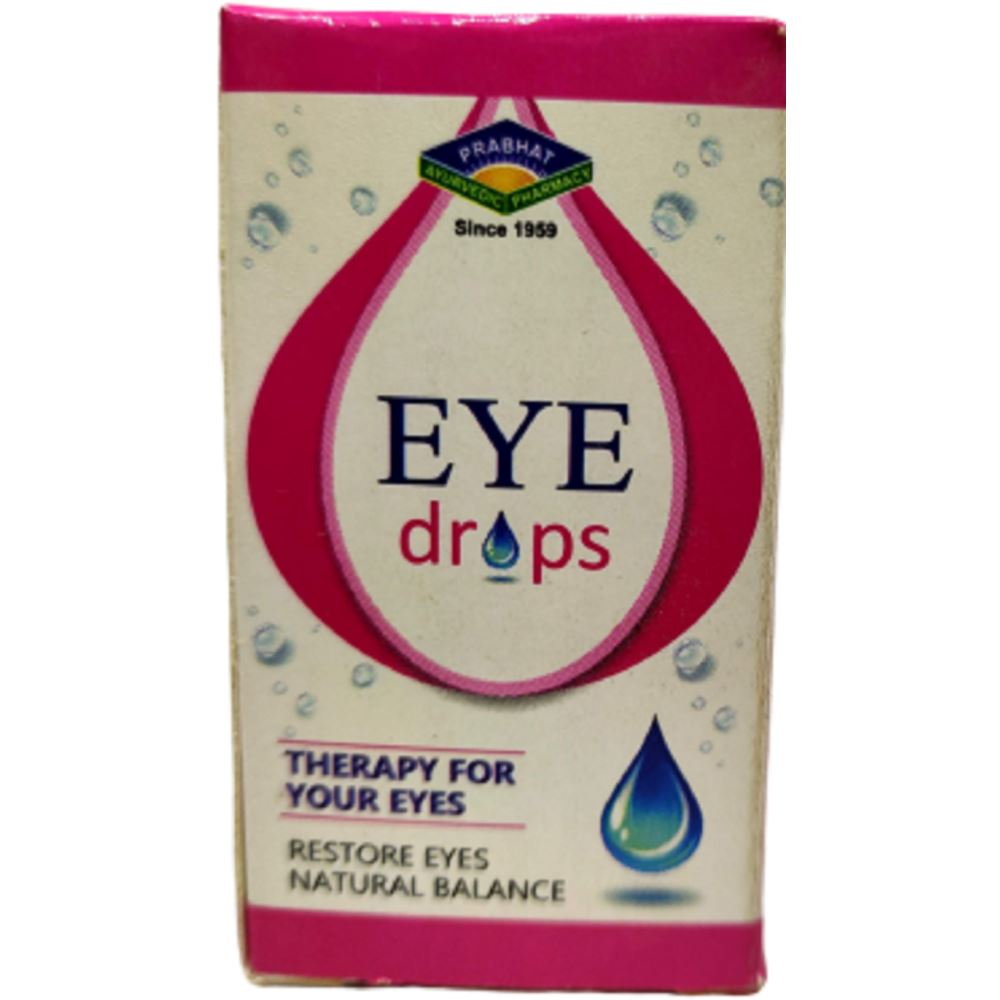 Prabhat Ayurvedic Eye Drops (10ml)