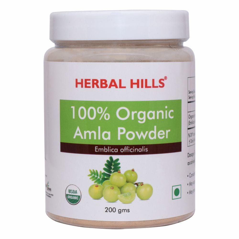 Herbal Hills Amla Powder (200g)