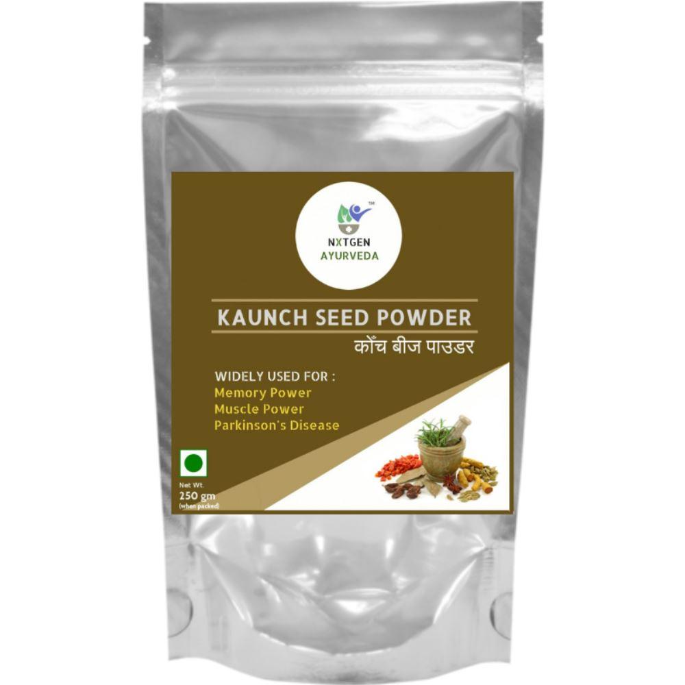 Nxtgen Ayurveda Kaunch Beej Powder ( Mucuna Pruriens) (250g)