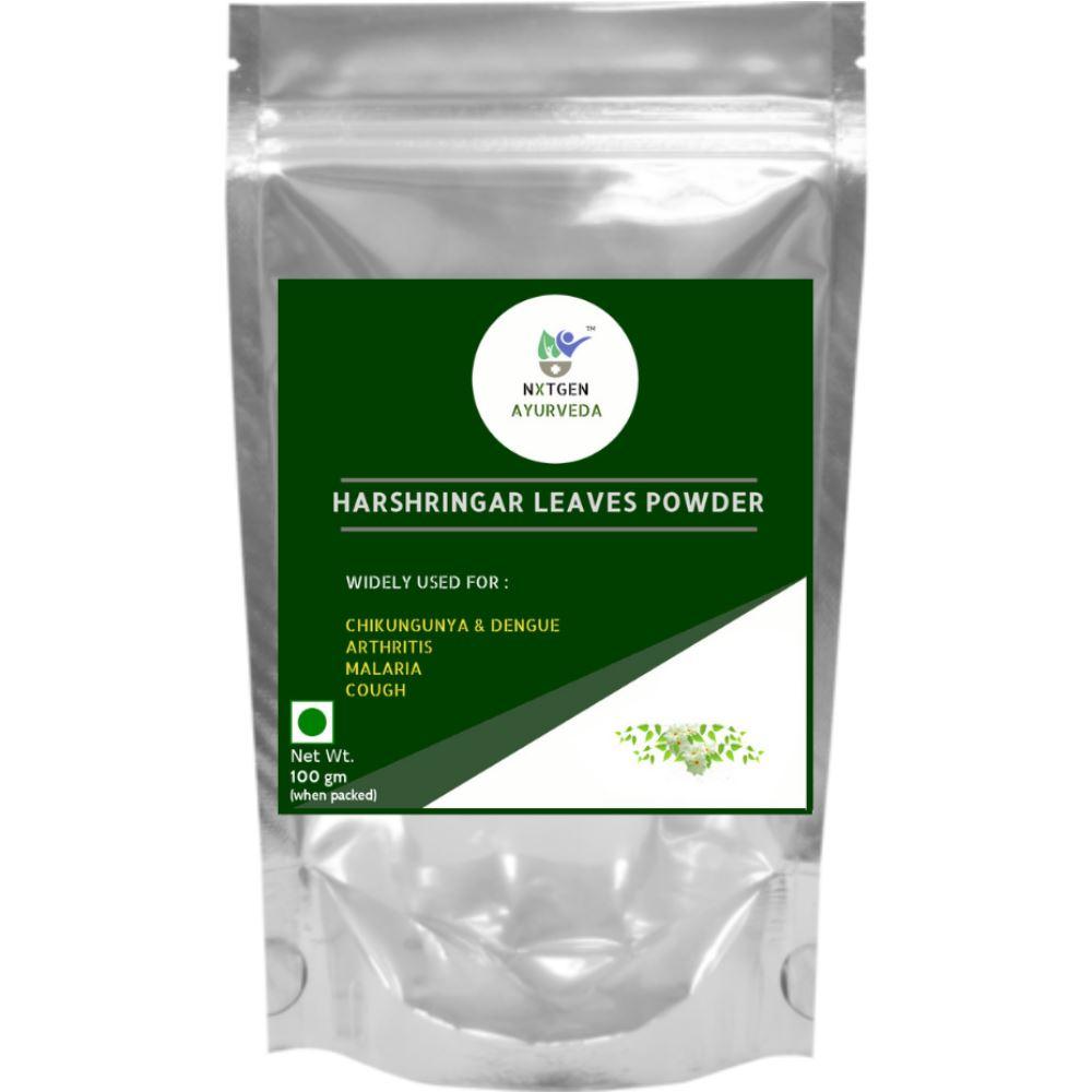 Nxtgen Ayurveda Harshringar ( Paarijat ) Leaves Powder (100g)