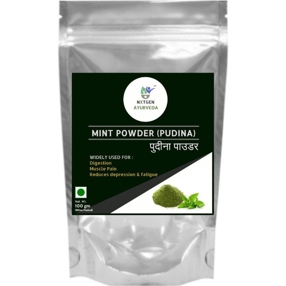 Nxtgen Ayurveda Mint Powder ( Pudina ) (100g)
