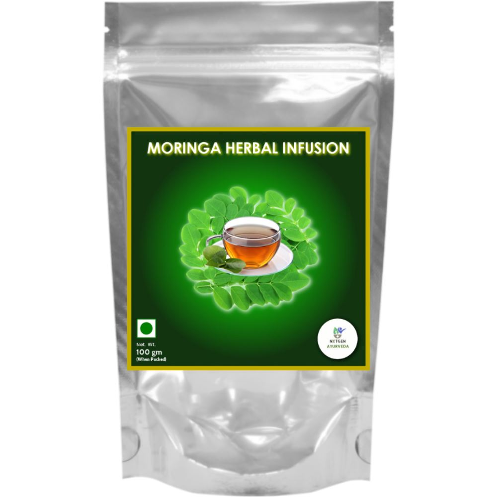 Nxtgen Ayurveda Moringa Herbal Infusion (100g)