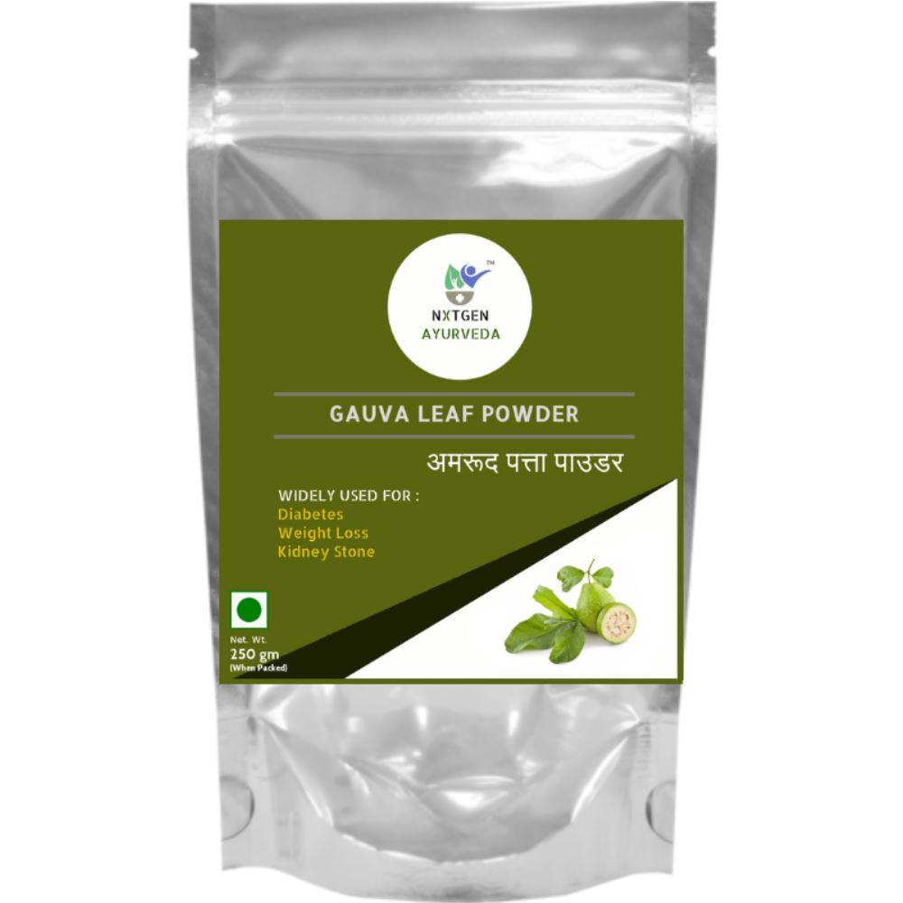 Nxtgen Ayurveda Guava Leaf Powder (250g)