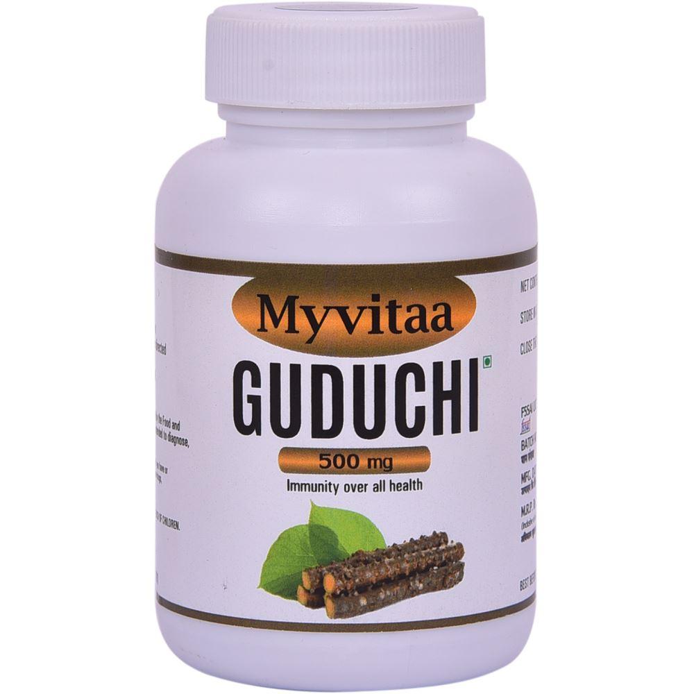 Myvitaa Guduchi Capsules (60caps)
