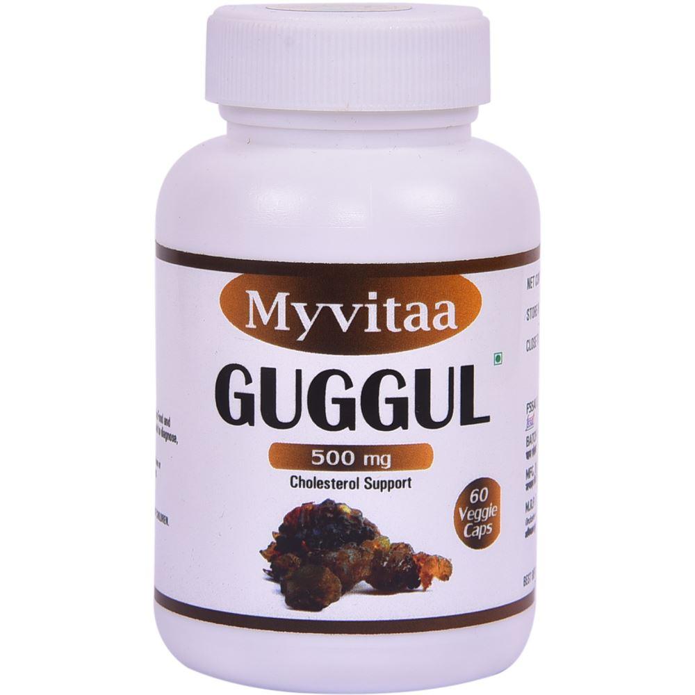 Myvitaa Guggul Capsules (60caps)