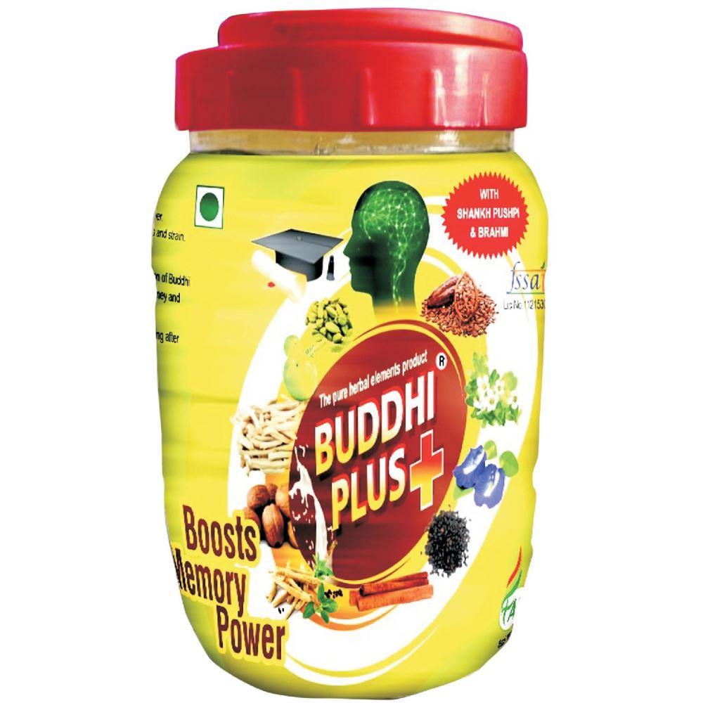 Falcon Herbs Budhi Plus+ Powder (400g)