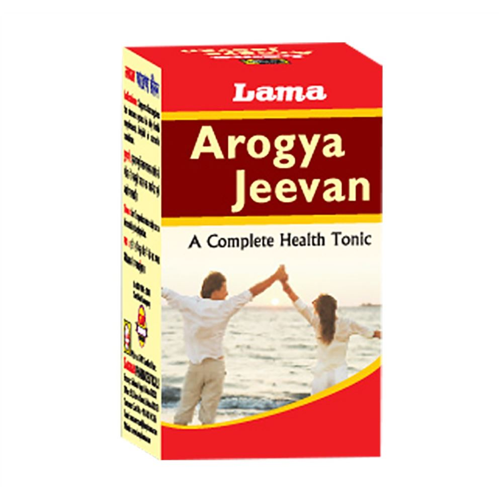 Lama Arogya Jeevan Capsule (30caps)