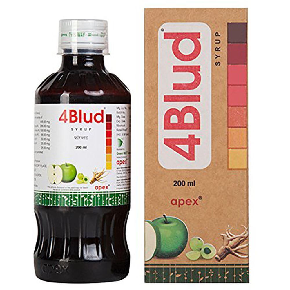 Green Milk 4Blud Syrup (200ml)
