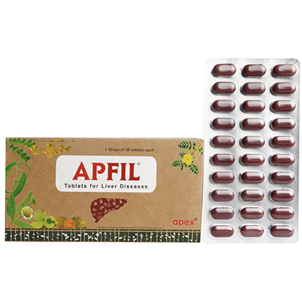Green Milk Apfil Tablet (30tab, Pack of 5)