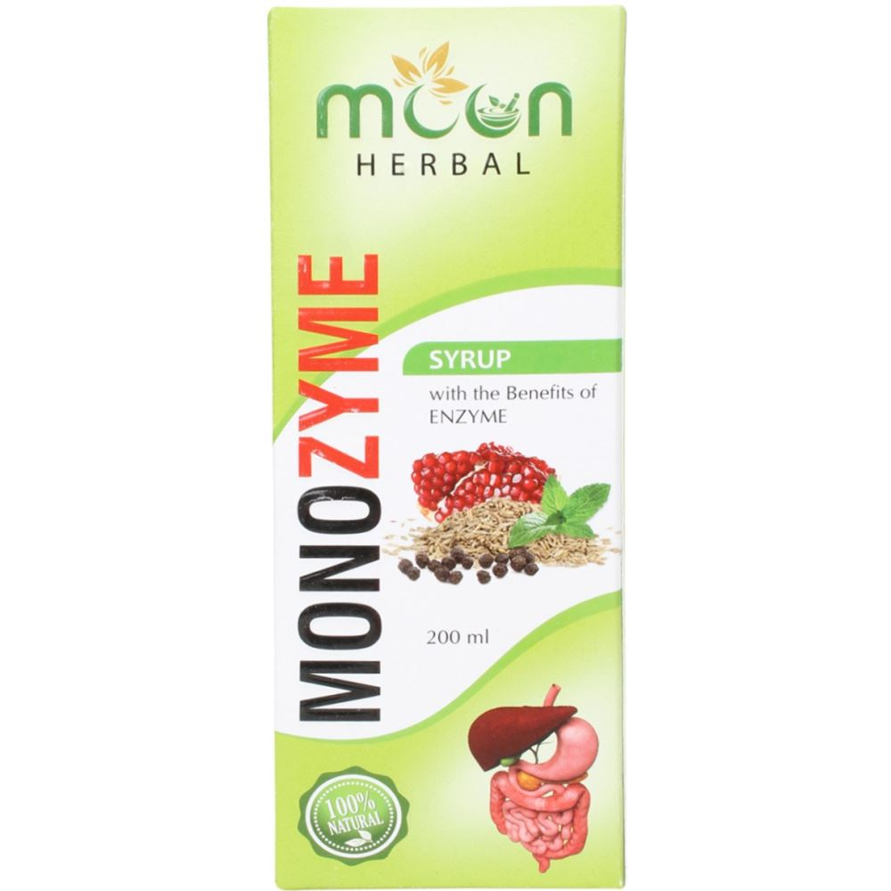 Moon Herbal Monozyme Syrup (200ml)