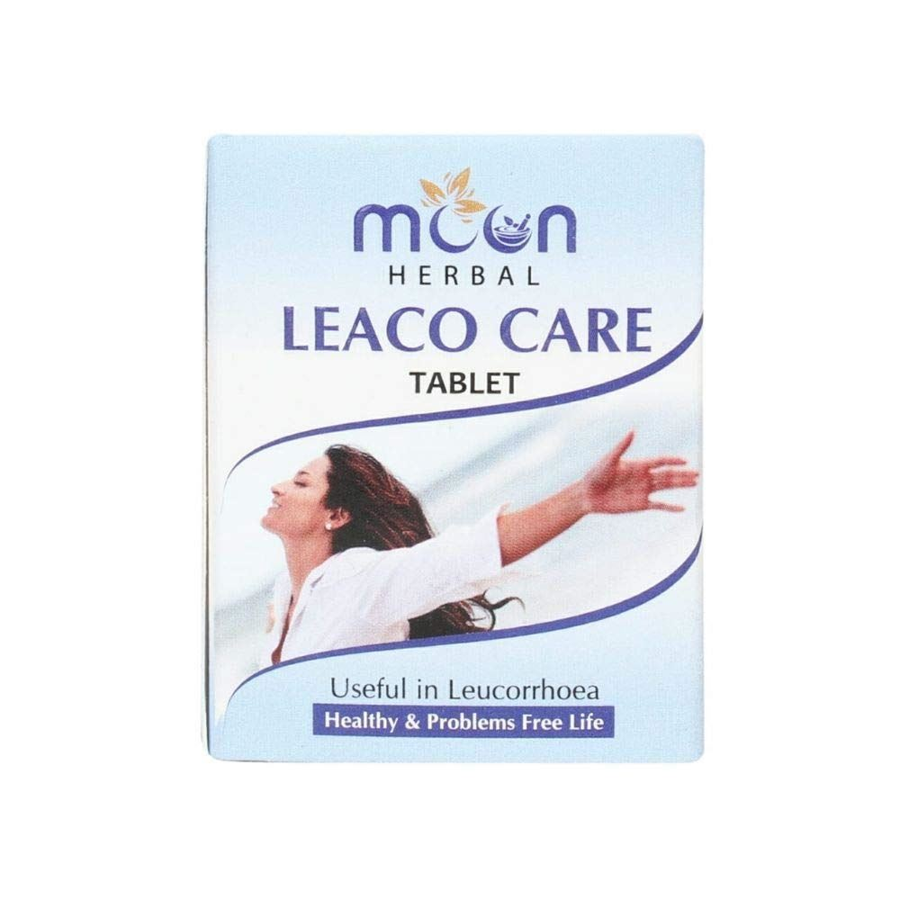 Moon Herbal Leaco Care Tablets (60tab)
