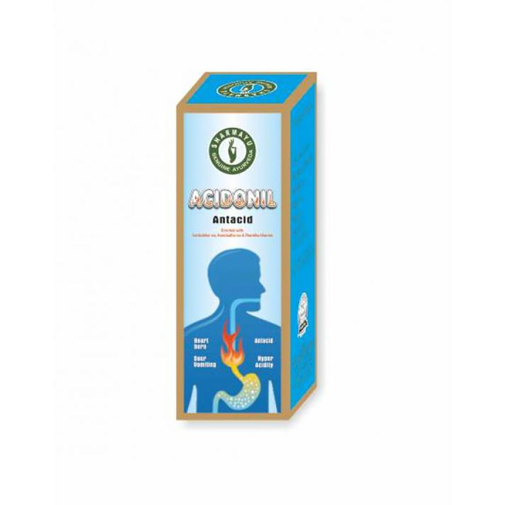 Sharmayu Aciodonil Syrup (Sugar Free) (200ml)