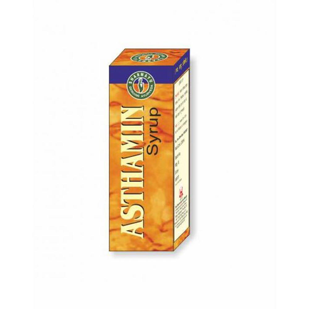 Sharmayu Asthamin Syrup (100ml)