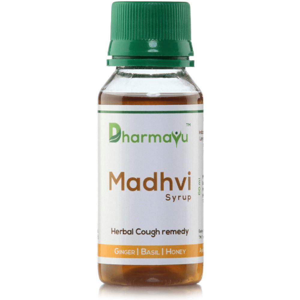 Dharmayu Madhvi Syrup (60ml)