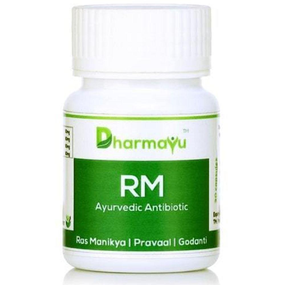 Dharmayu RM Antibiotic (30caps)