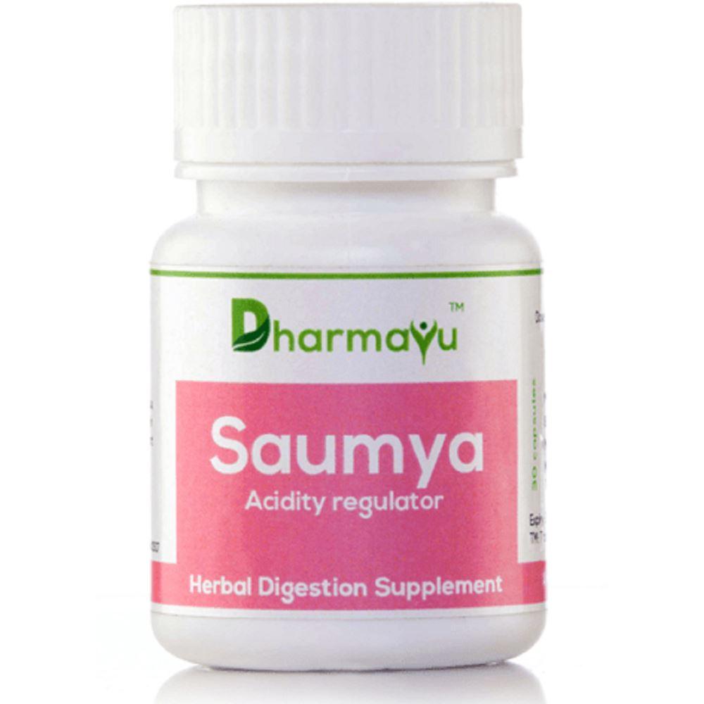Dharmayu Saumya (30caps)