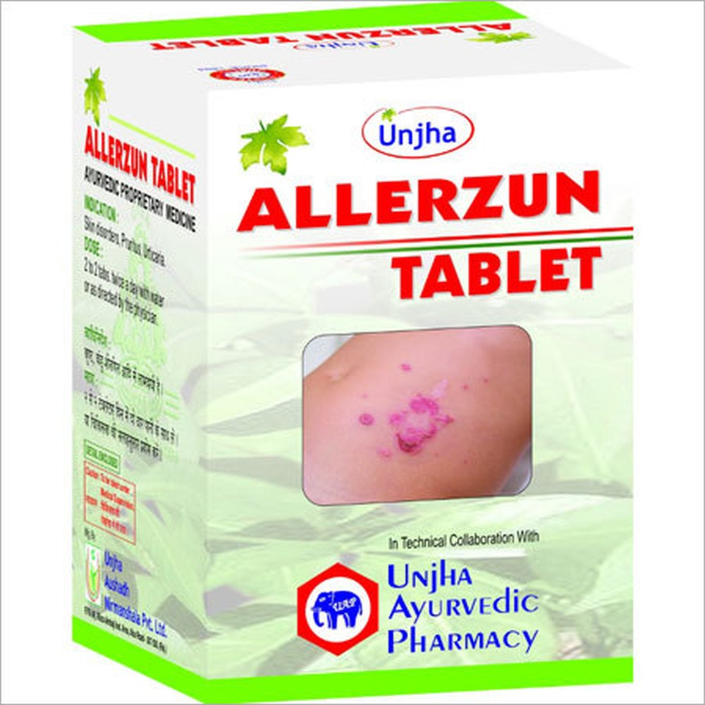 Unjha Allerzun Tablet (50tab)