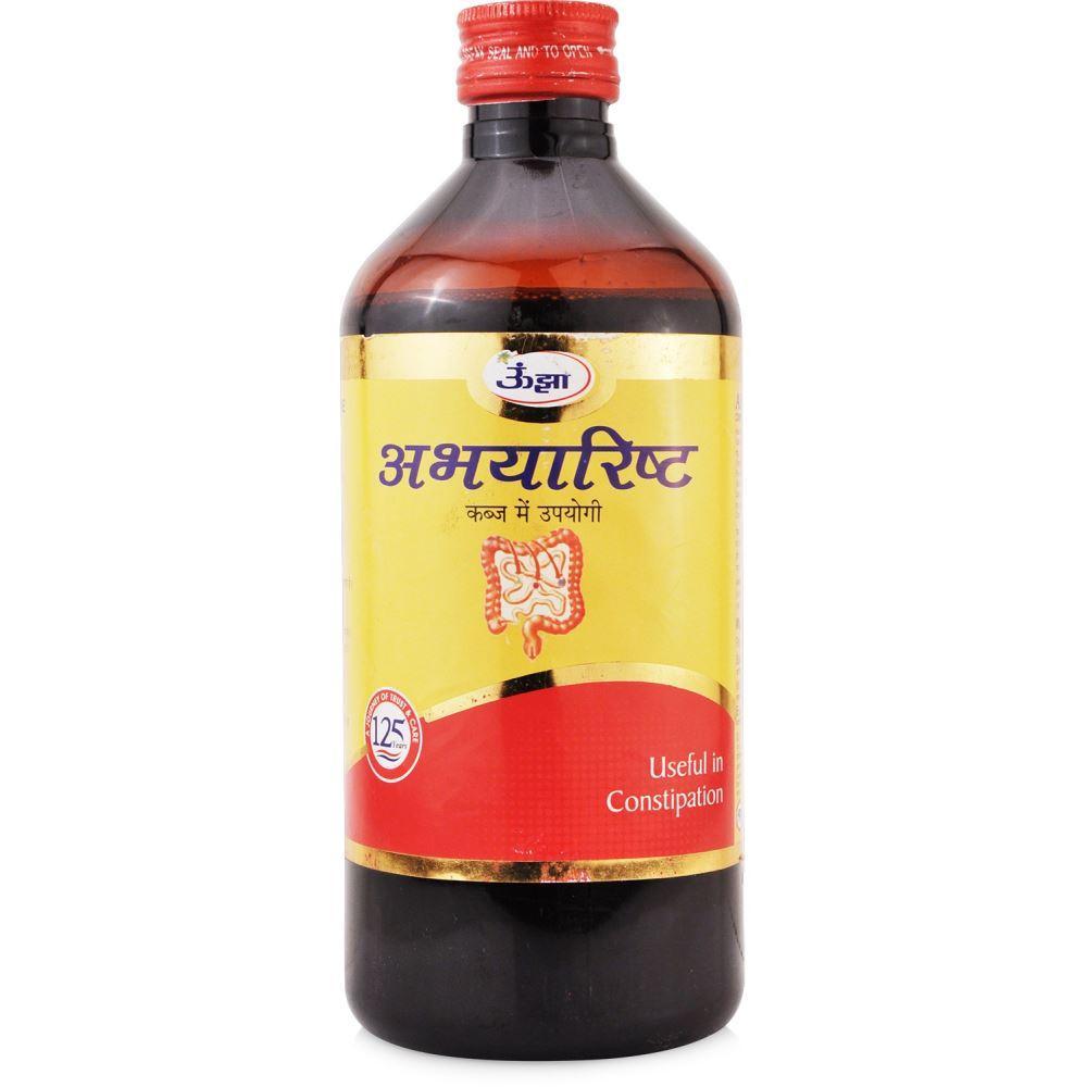 Unjha Abhayarishta (450ml)