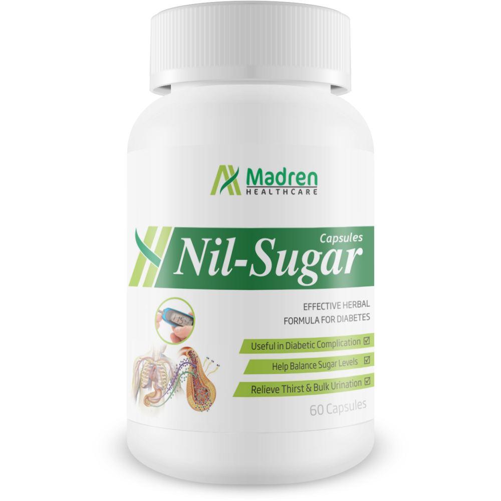 Madren Healthcare Nil-Sugar Capsule (60caps)