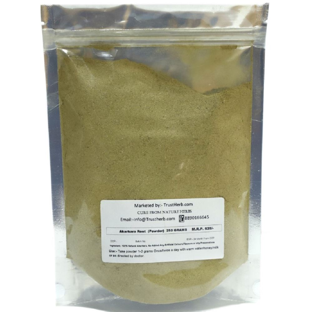 TrustHerb Akarkara Powder (250g)