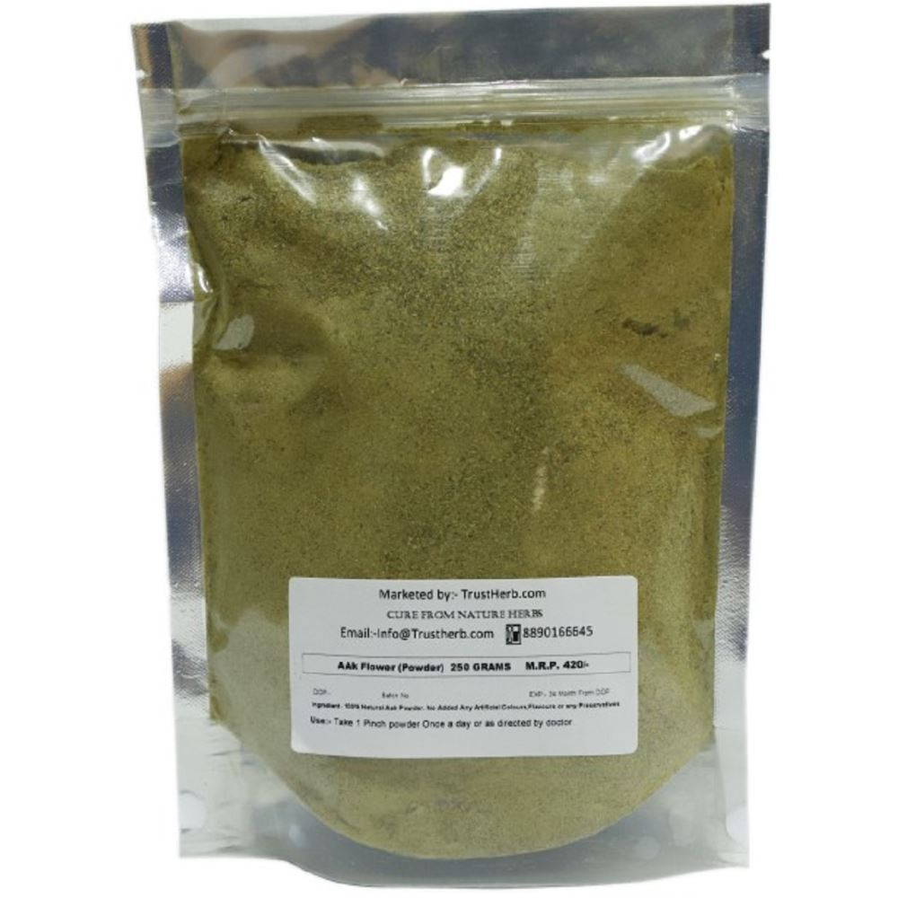 TrustHerb Aak Flower Powder (250g)