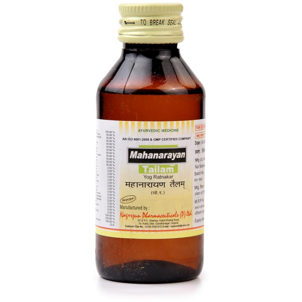 Nagarjun Mahanarayan Tailam (100ml)