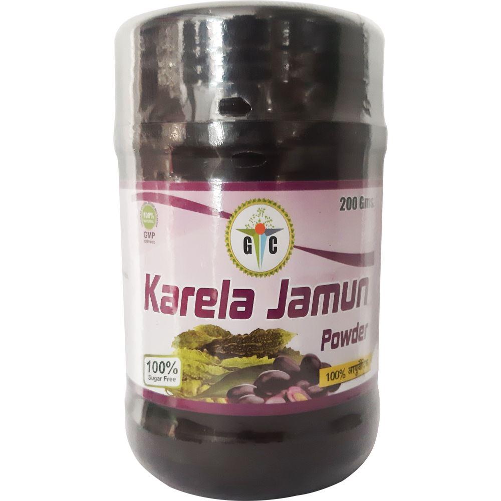 Guruamrit Trading Karela Jamun Powder (200g)