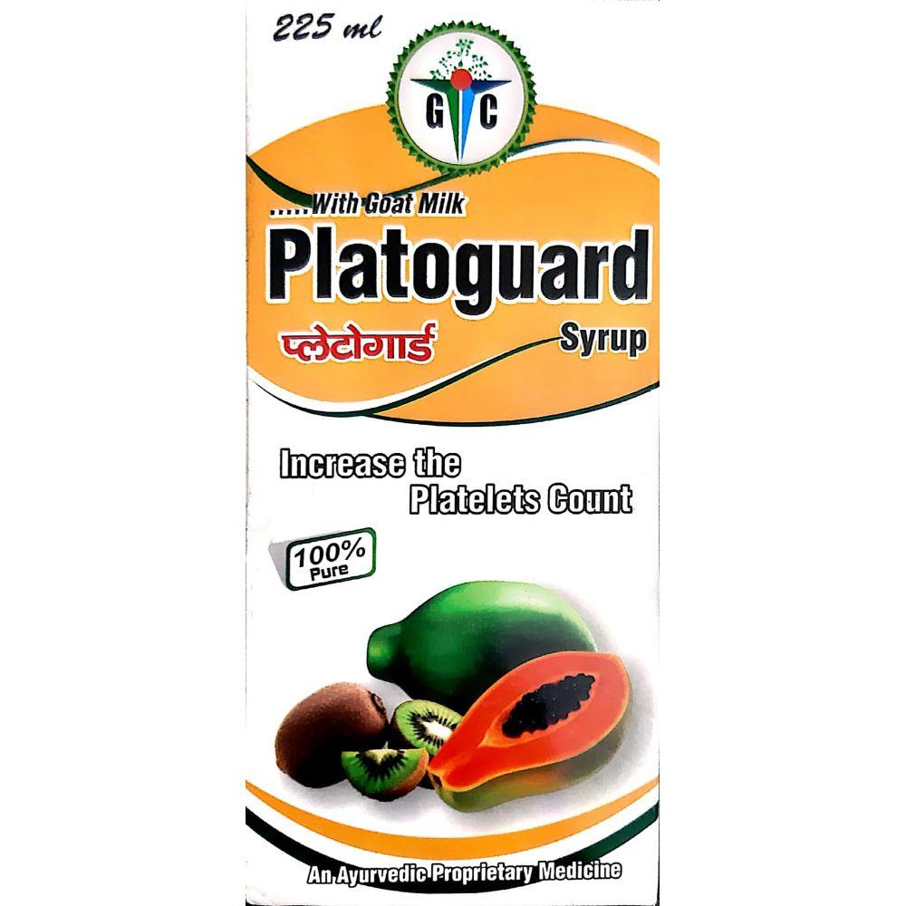 Guruamrit Trading Platoguard Syrup With Goat Milk (225ml)
