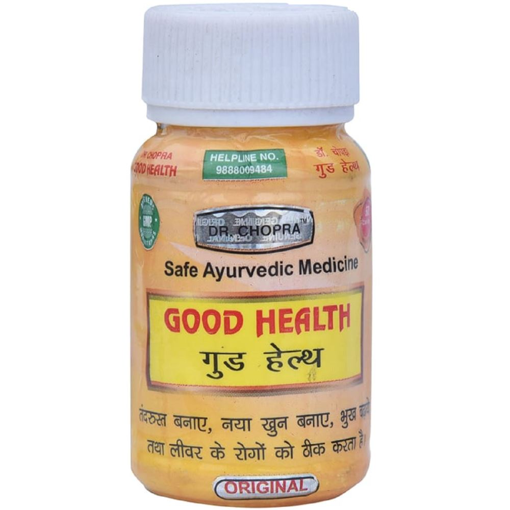 Dr Chopra Good Health Capsule (50caps, Pack of 2)