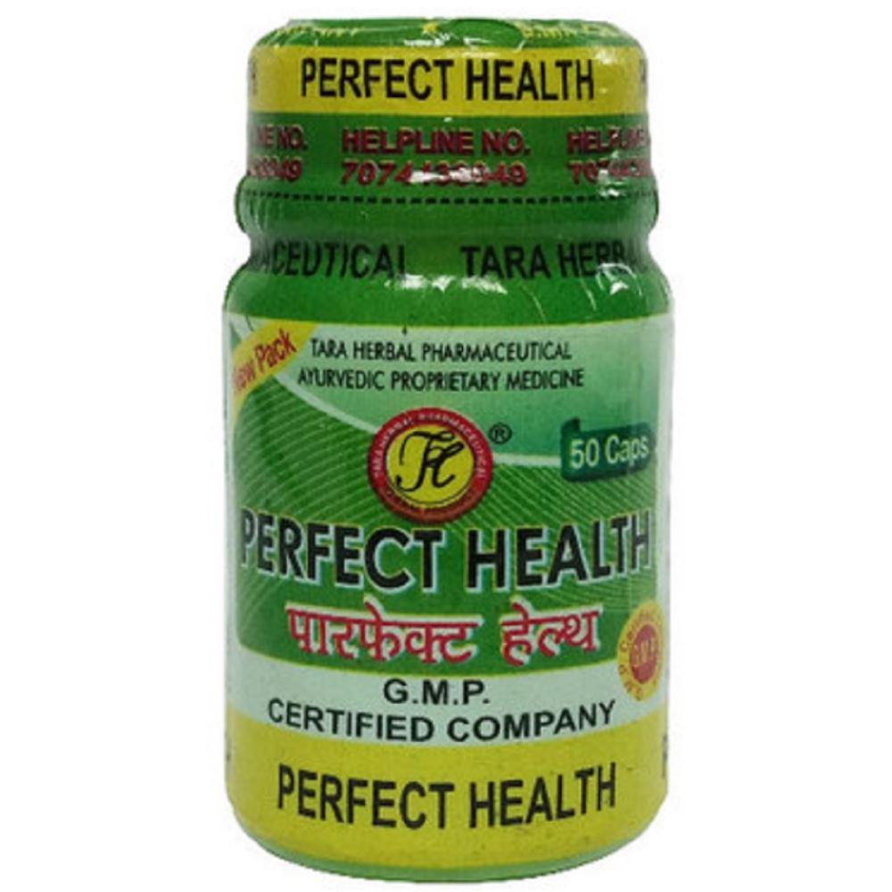 Tara Herbal Perfect Health Capsule (50caps, Pack of 2)