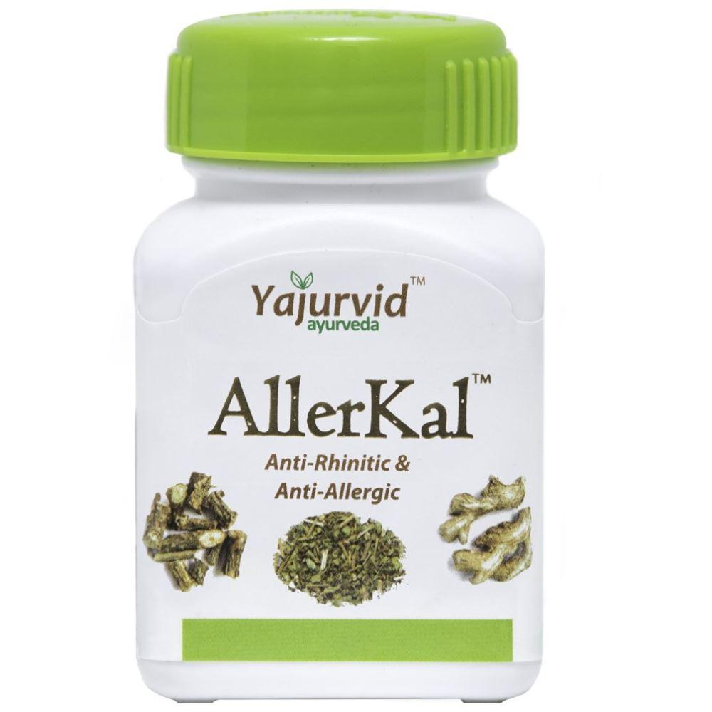 Yajurvid Allerkal Tablets (60tab)