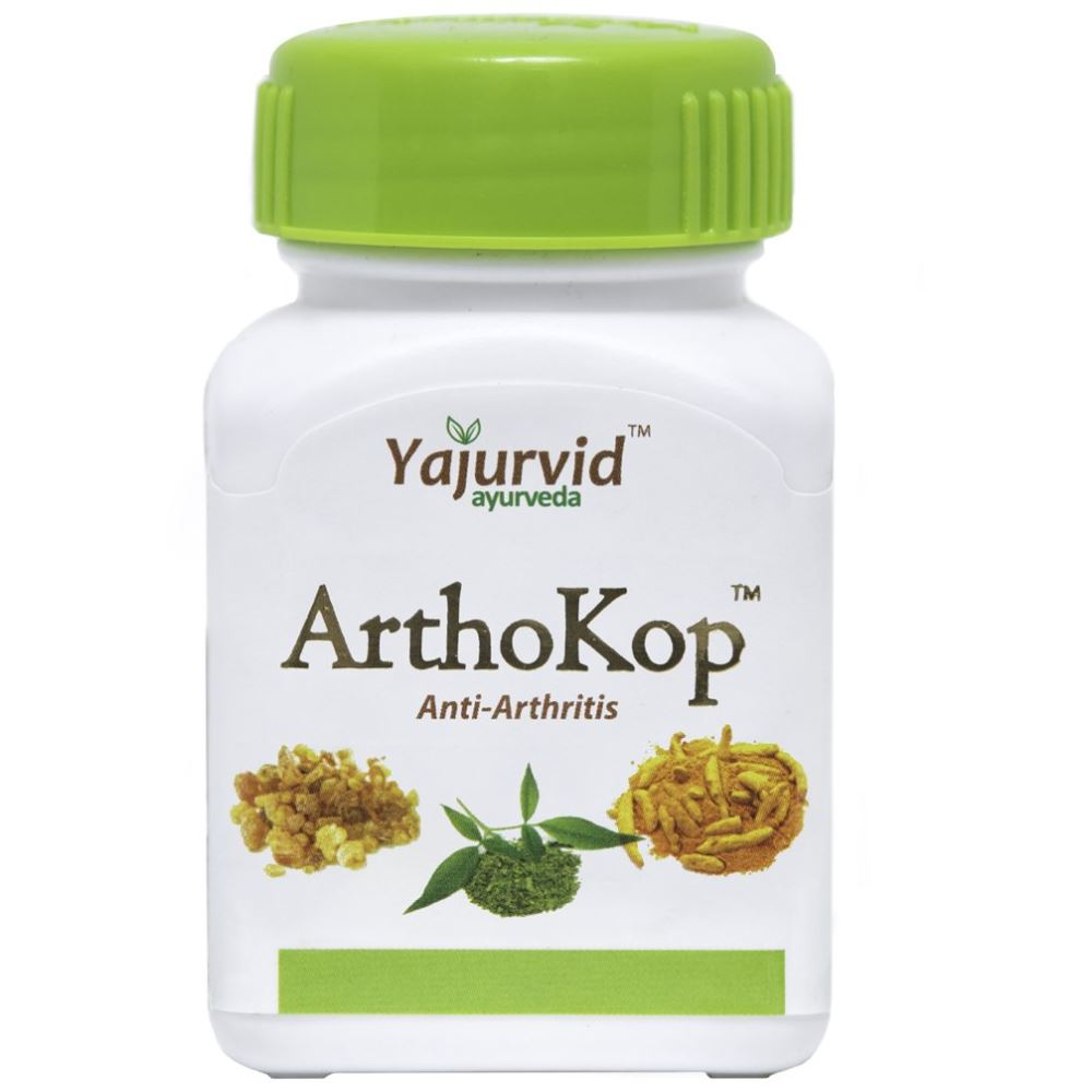 Yajurvid Arthokop Tablets (60tab)