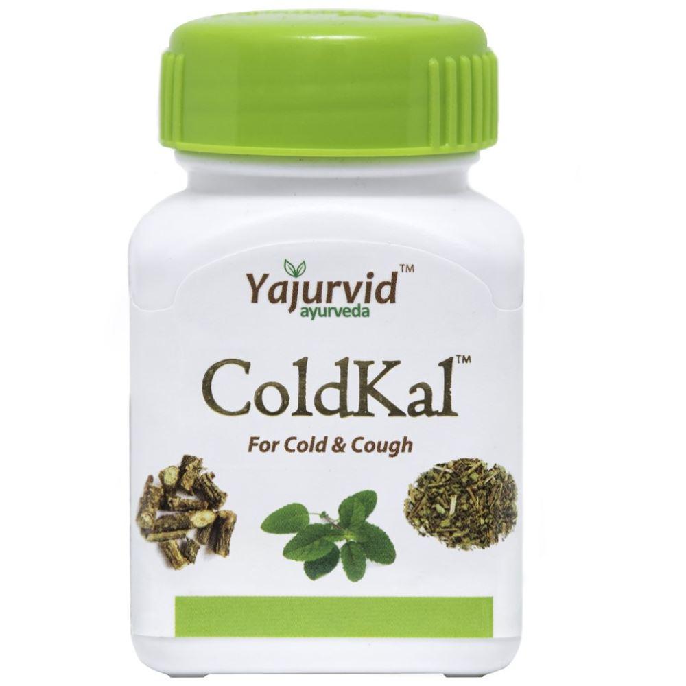 Yajurvid Coldkal Tablets (60tab)