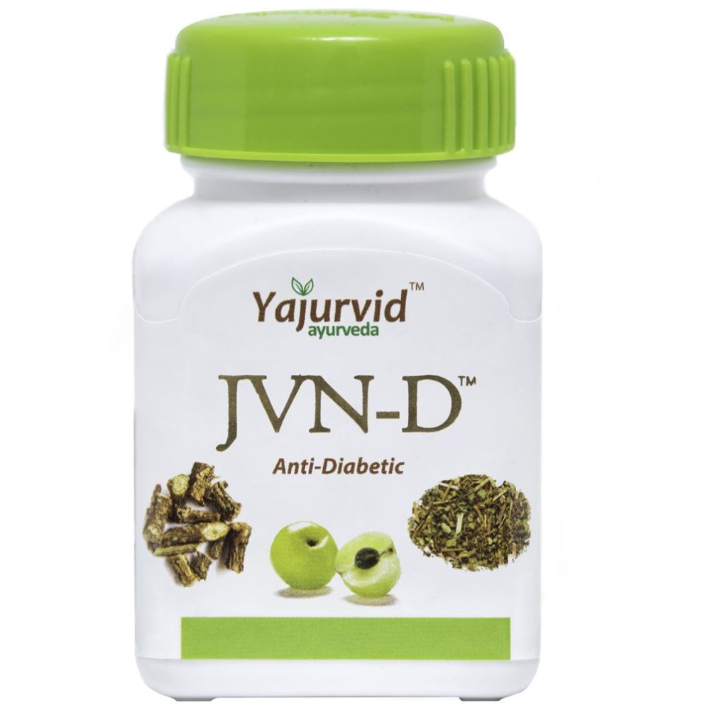 Yajurvid Jvn-D Tablets (60tab)