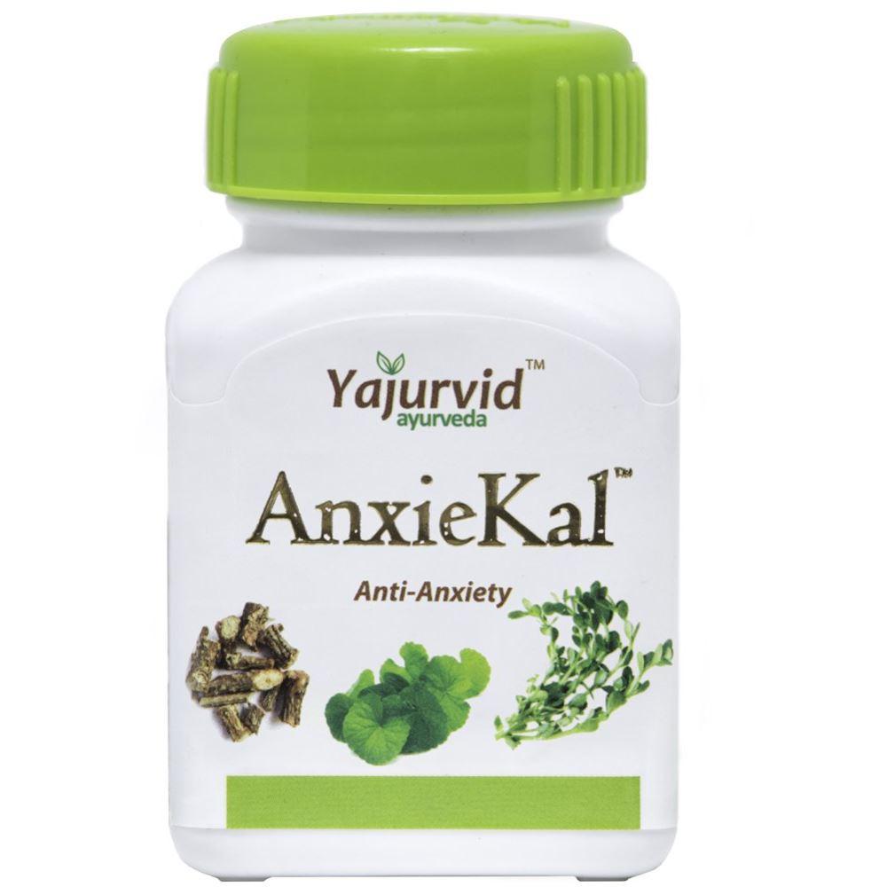 Yajurvid Anxiekal Tablets (60tab)
