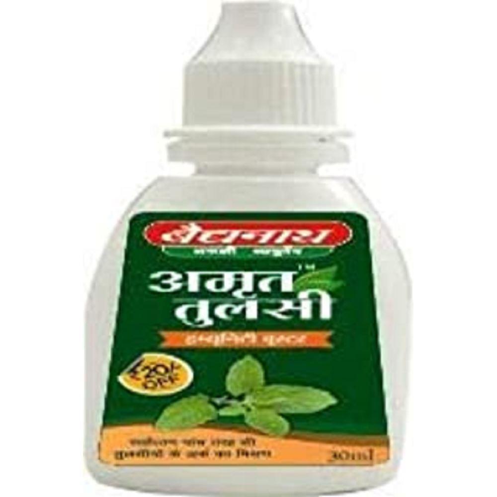 Baidyanath  Jhansi Amrit Tulsi (30ml)