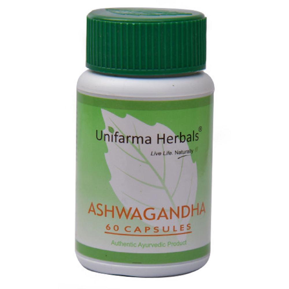 Unifarma Herbals Ashwagandha (60caps)