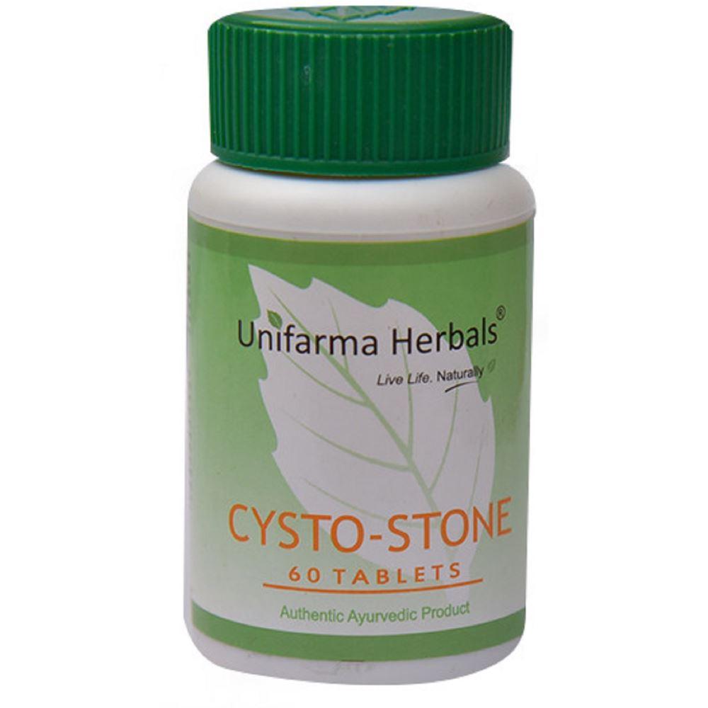 Unifarma Herbals Cysto-Stone (60tab)