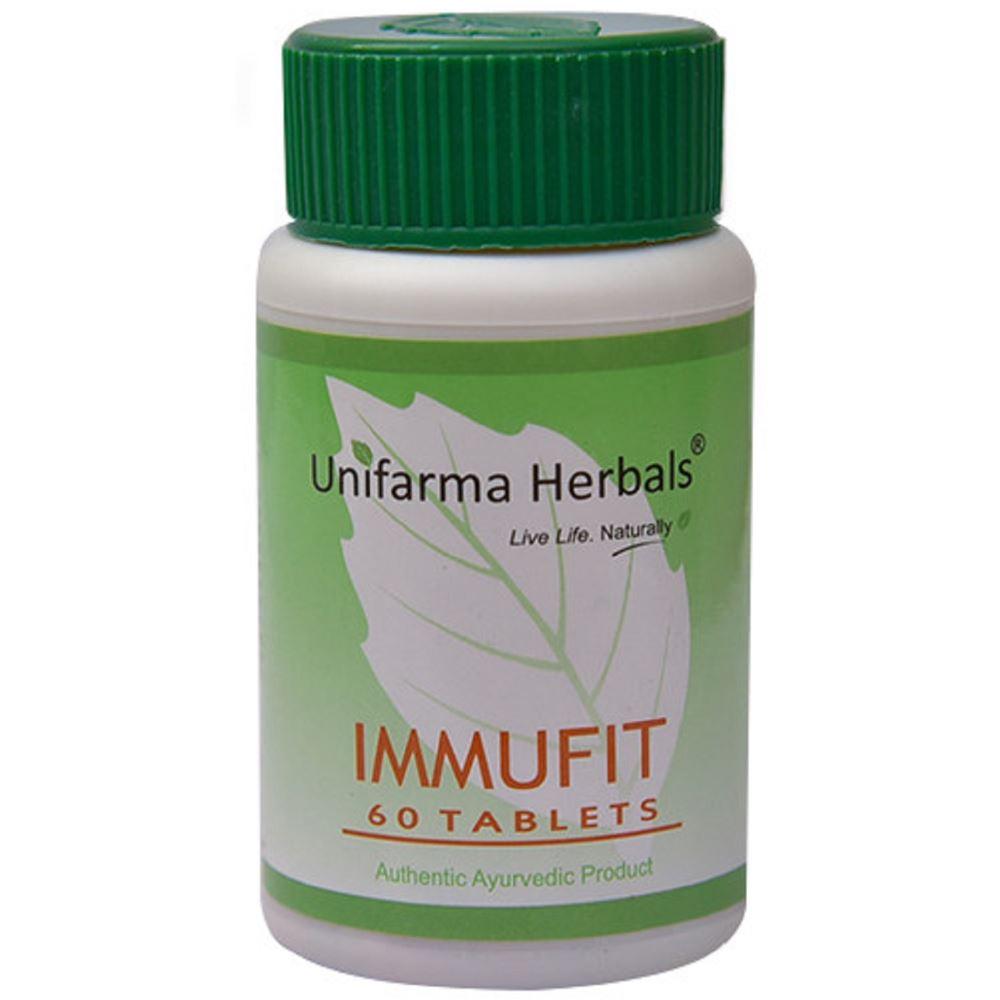 Unifarma Herbals Immufit (60tab)