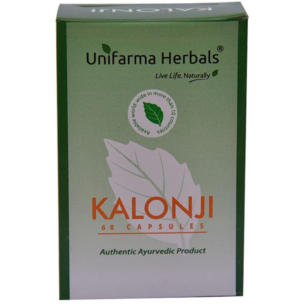 Unifarma Herbals Kalonji Caps (60caps)