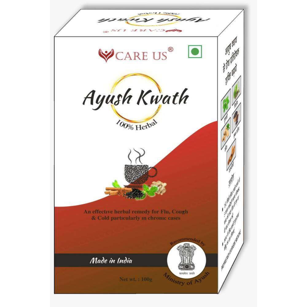 Care Us Ayush Kwath (100g)