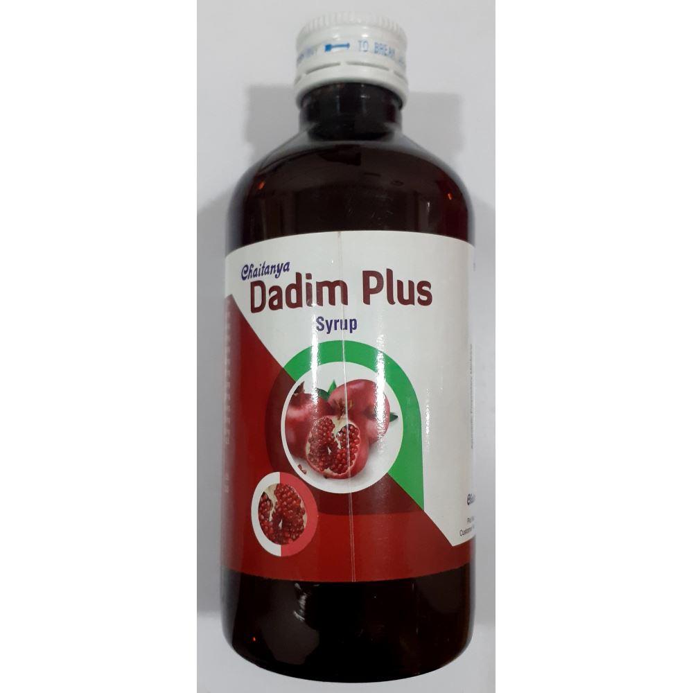 Chaitanya Dadim Plus Syrup  (200ml)